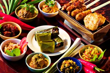 Фото: Еда на Бали