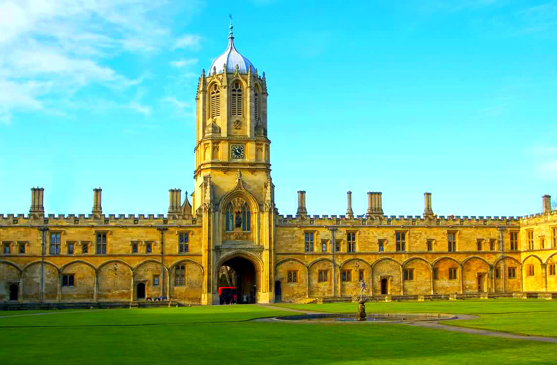 Фото: Оксфорд