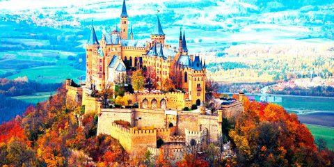 Фото: Замок