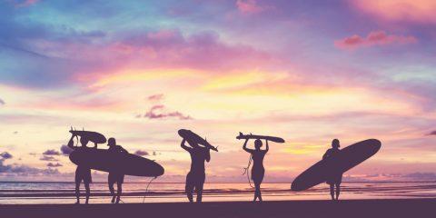 Фото: Причины заняться сёрфингом