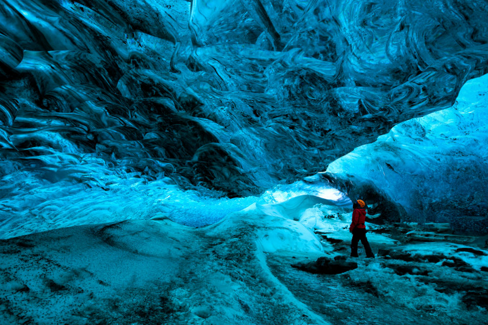 Фото: Ледник