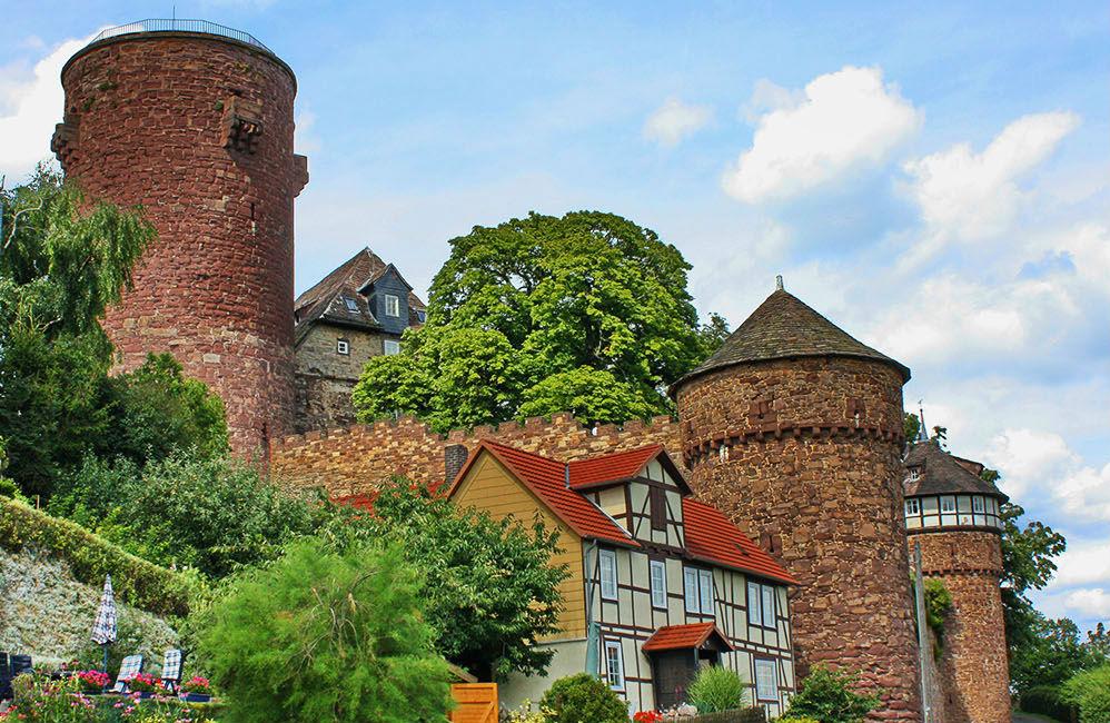 Фото: Замок Трендельбург