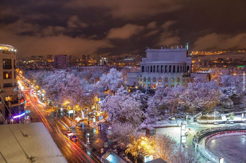 Фото: Ереван