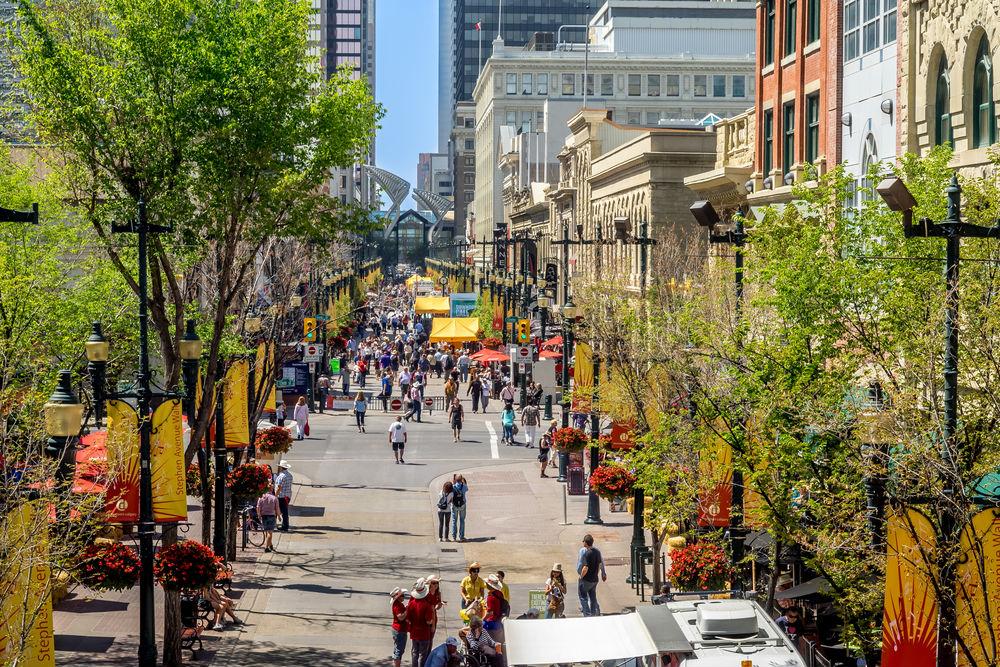 Фото: Город в Канаде
