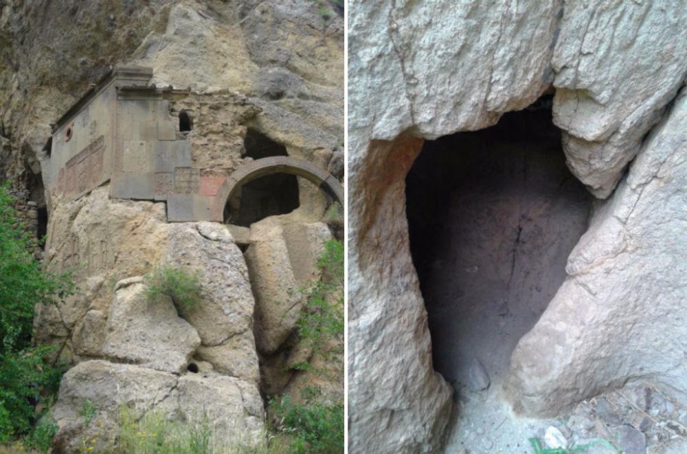 Фото: Пещеры