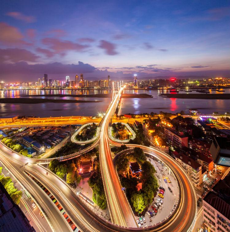Фото: Транспорт в Китае