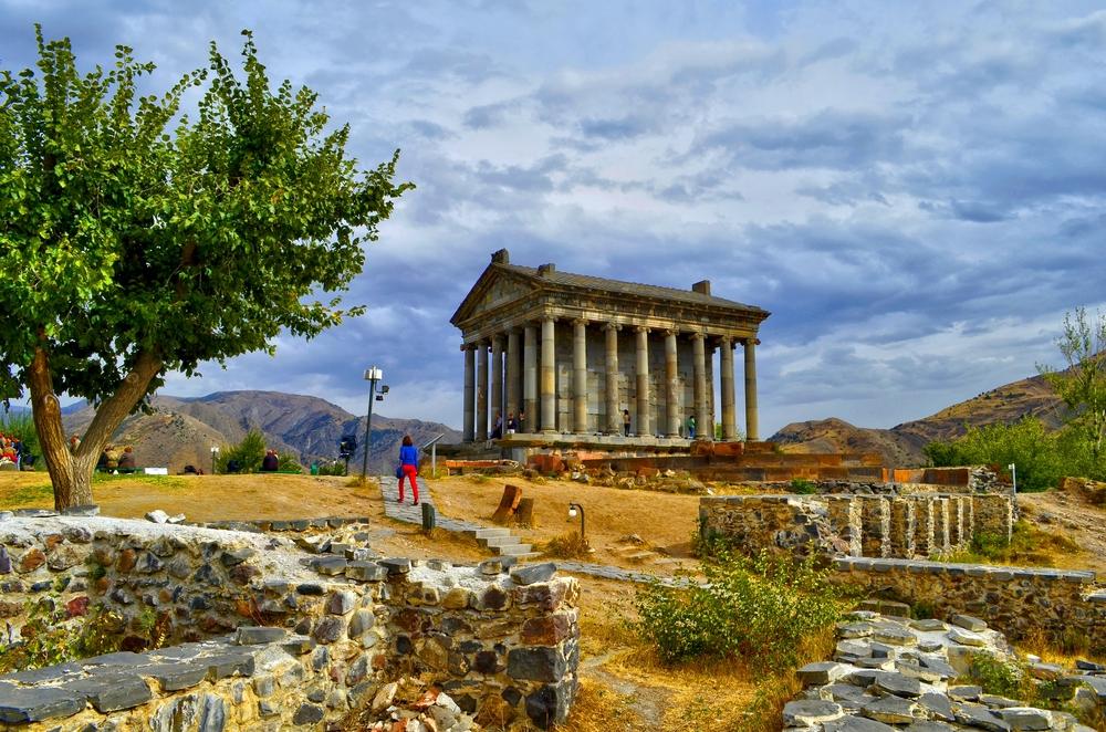 Фото: Храм в Гарни