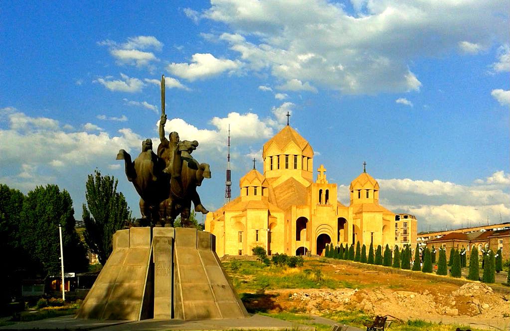 Фото: Собор Святого Григория