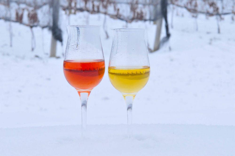 Фото: Ледяное вино