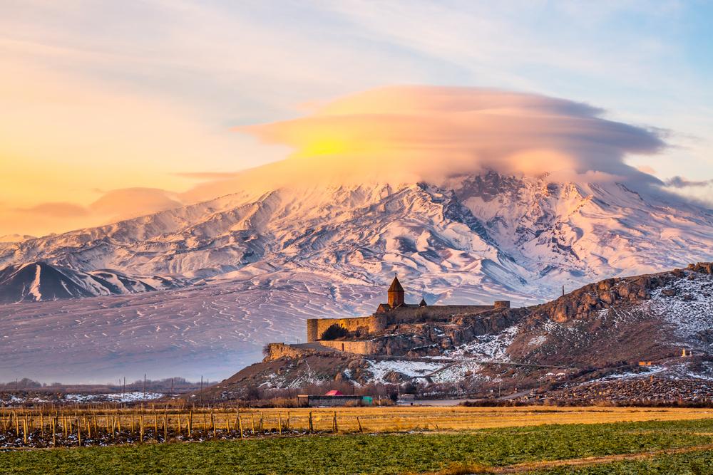Фото: Гора Арарат