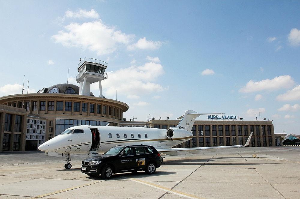 Фото: Аэропорт в Бухаресте