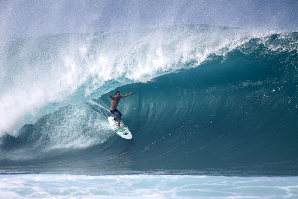 Фото: Billabong Pipe Masters