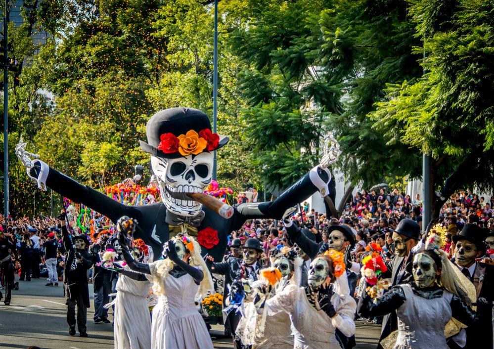 Фото: День мёртвых