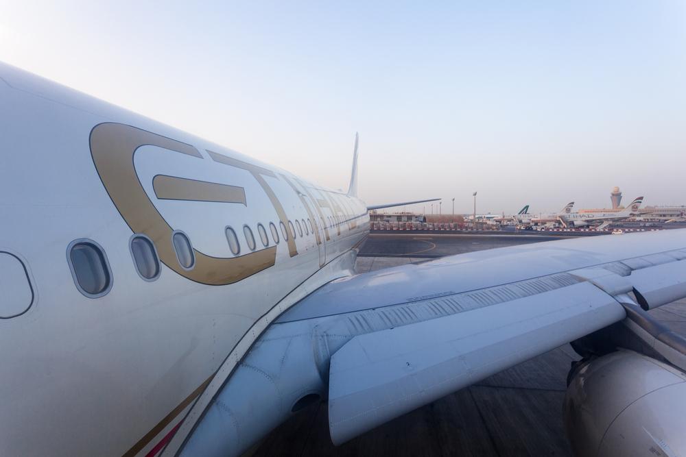 Фото: Etihad Airlines