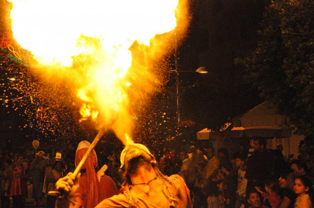 Фото: Праздник огней