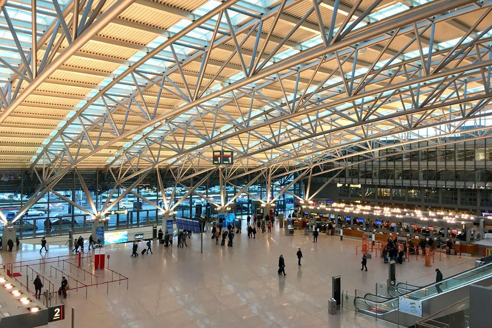 Фото: Международный аэропорт «Гамбург»