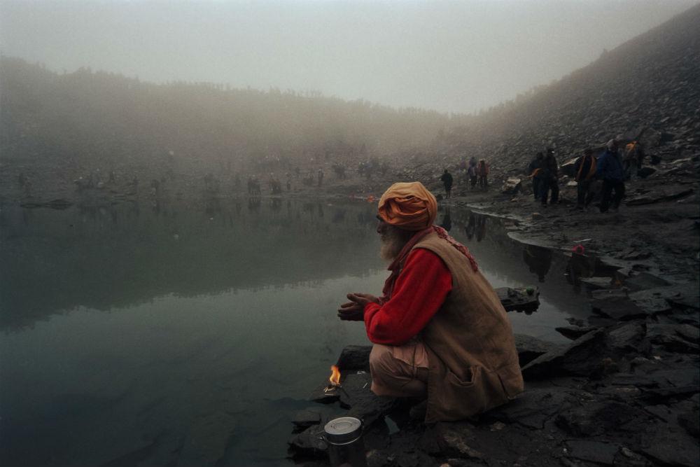 Фото: Озеро скелетов