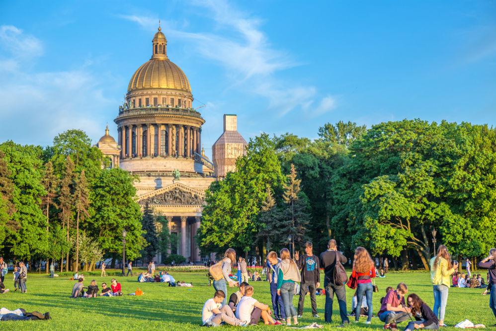 Фото: Санкт-Петербург