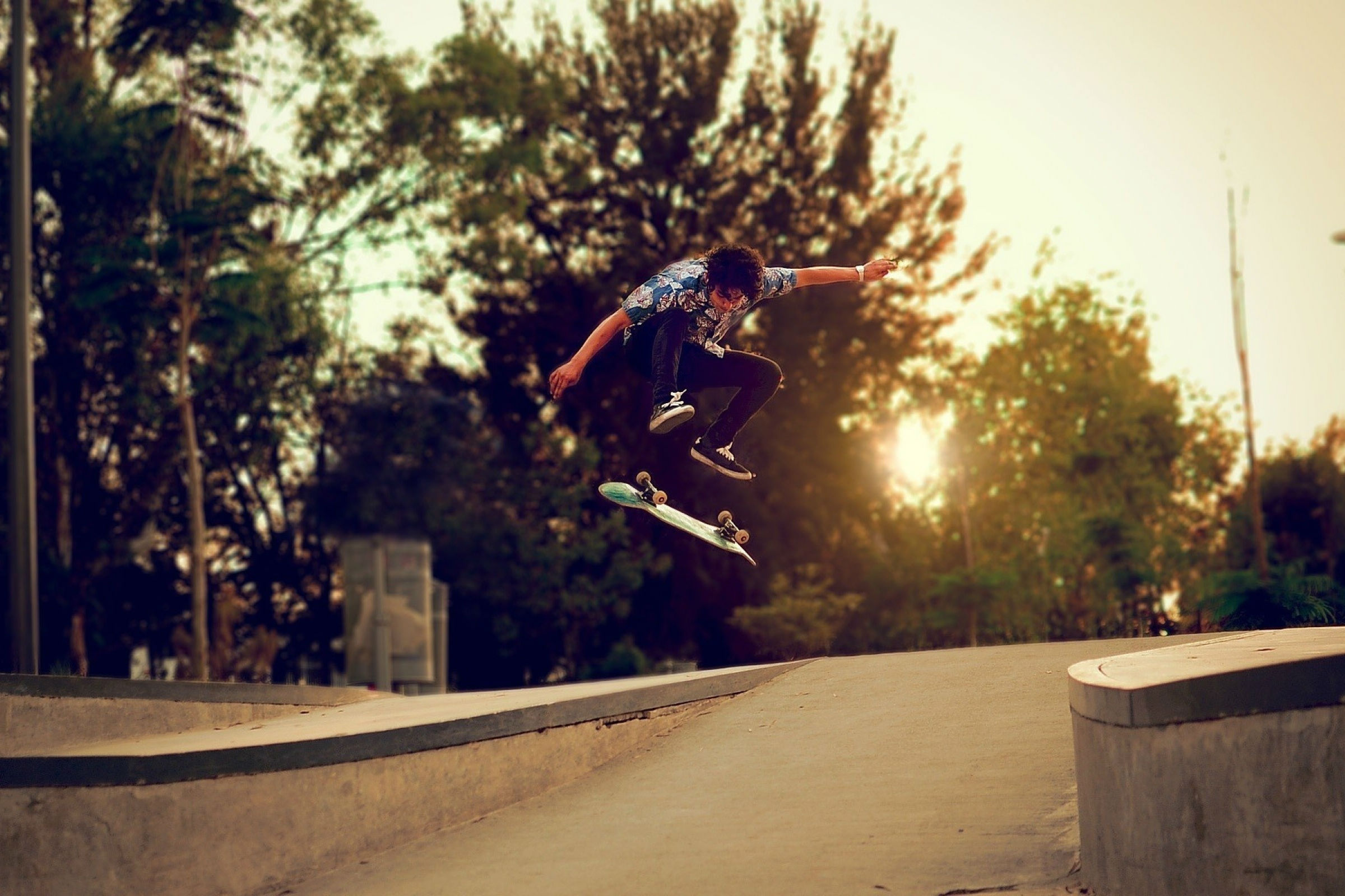 Фото: Скейт-парк
