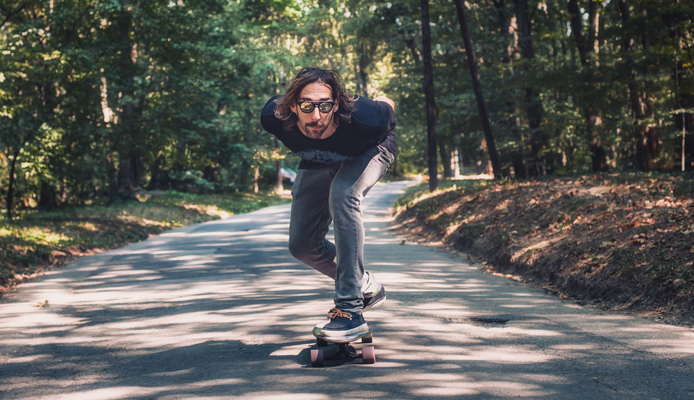Фото: Скейтборд в Новой Зеландии