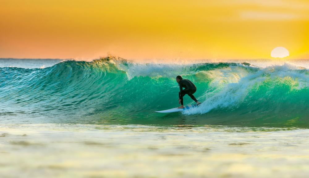 Фото: Сёрфинг в Австралии