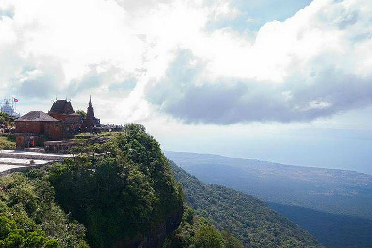 Фото: Буддийский храм