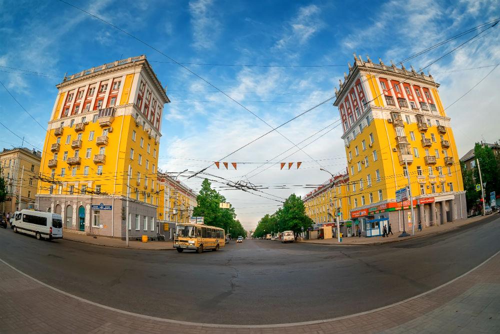 Фото: Микрорайон Черниковка