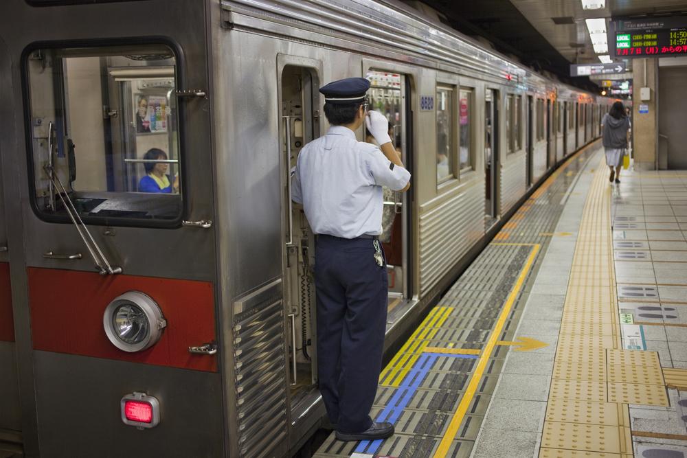 Фото: Машинист поезда