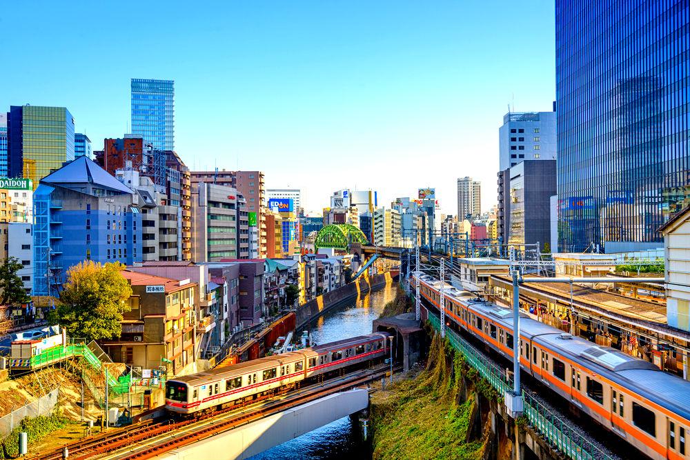 Фото: Метро в Токио