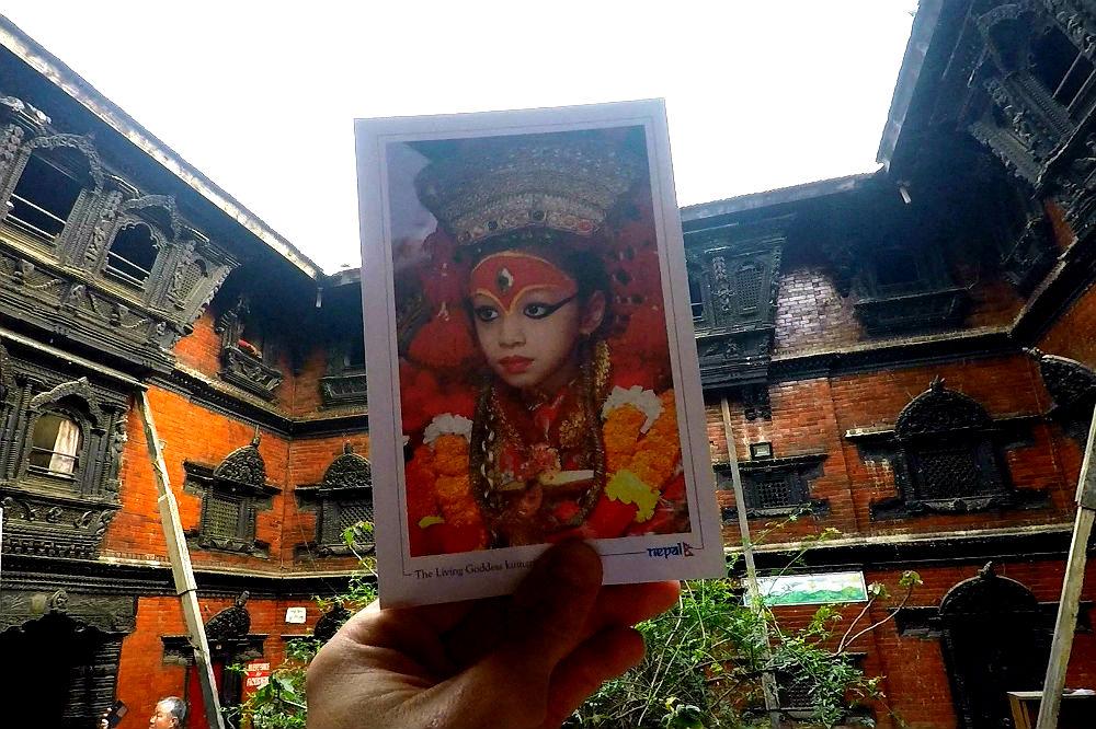 Фото: Дворец богини
