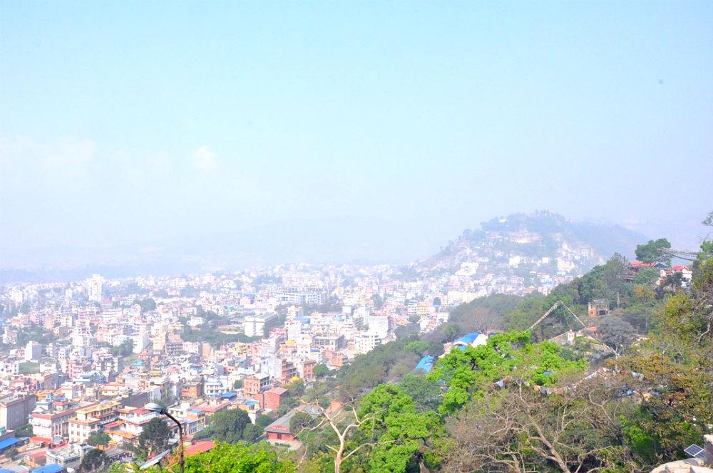 Фото: Панорама города