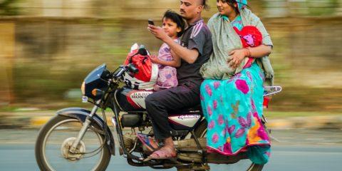 Фото: Дороги в Азии
