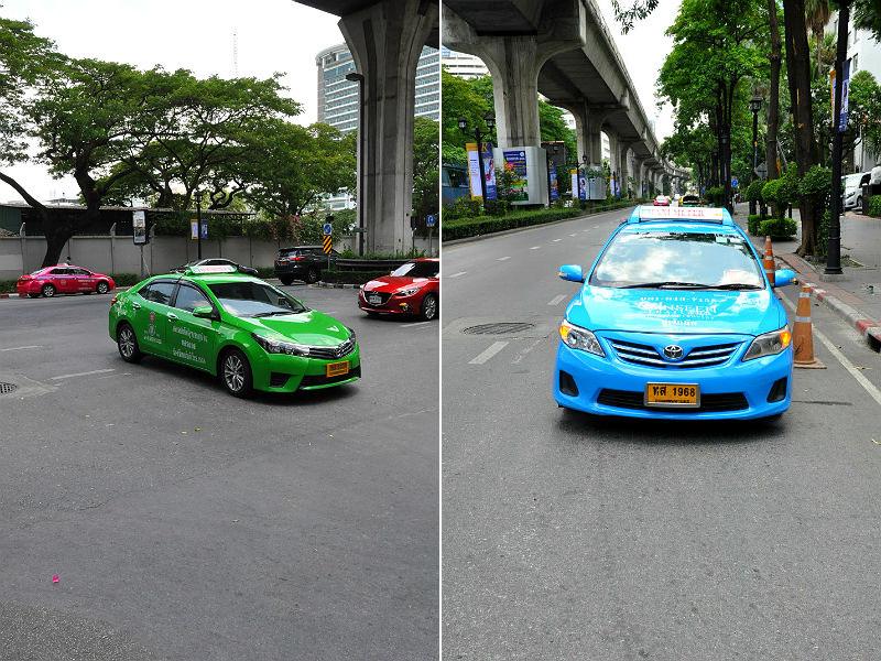 Фото: Такси Бангкока