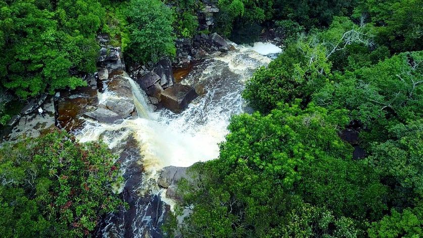 Фото: Водопады Попоквил
