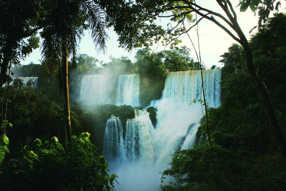 Фото: Водопады Игуасе