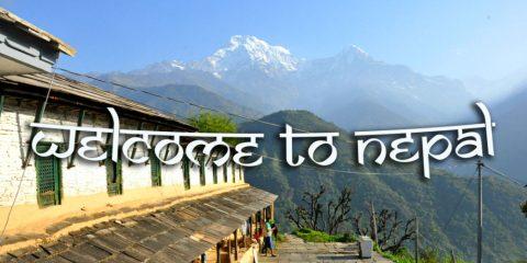 Фото: Добро пожаловать в Непал