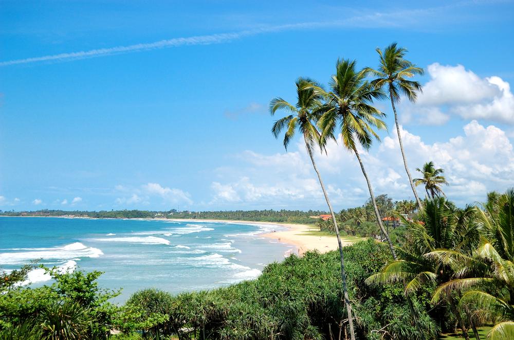 Фото: Пляж Бентота