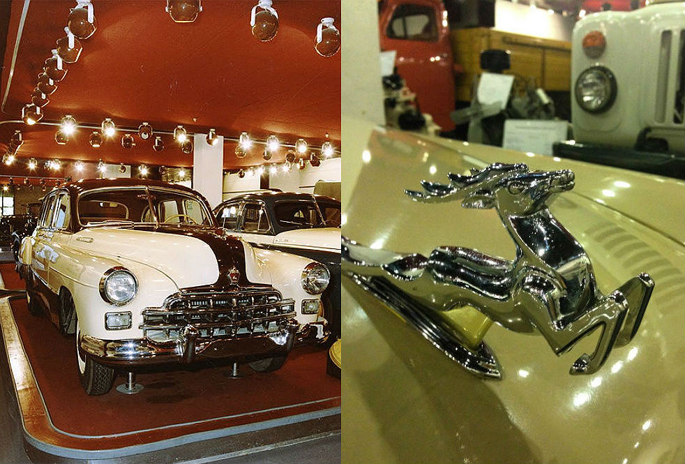 Photo: Museum of the History of the Gorky Automobile Plant