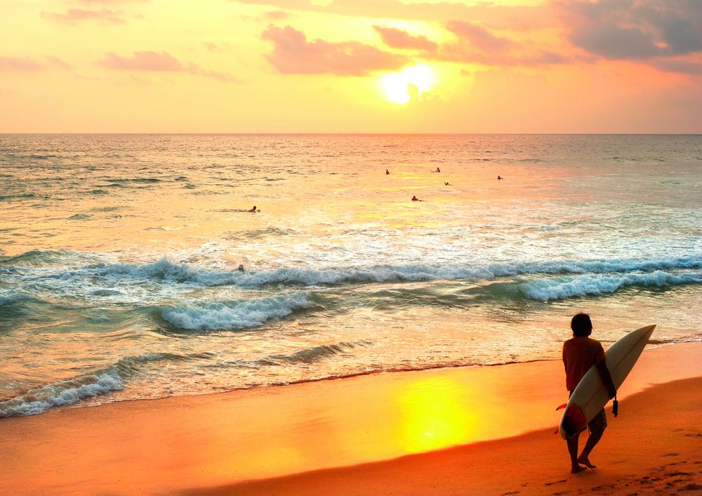 Фото: Пляж Хиккадува