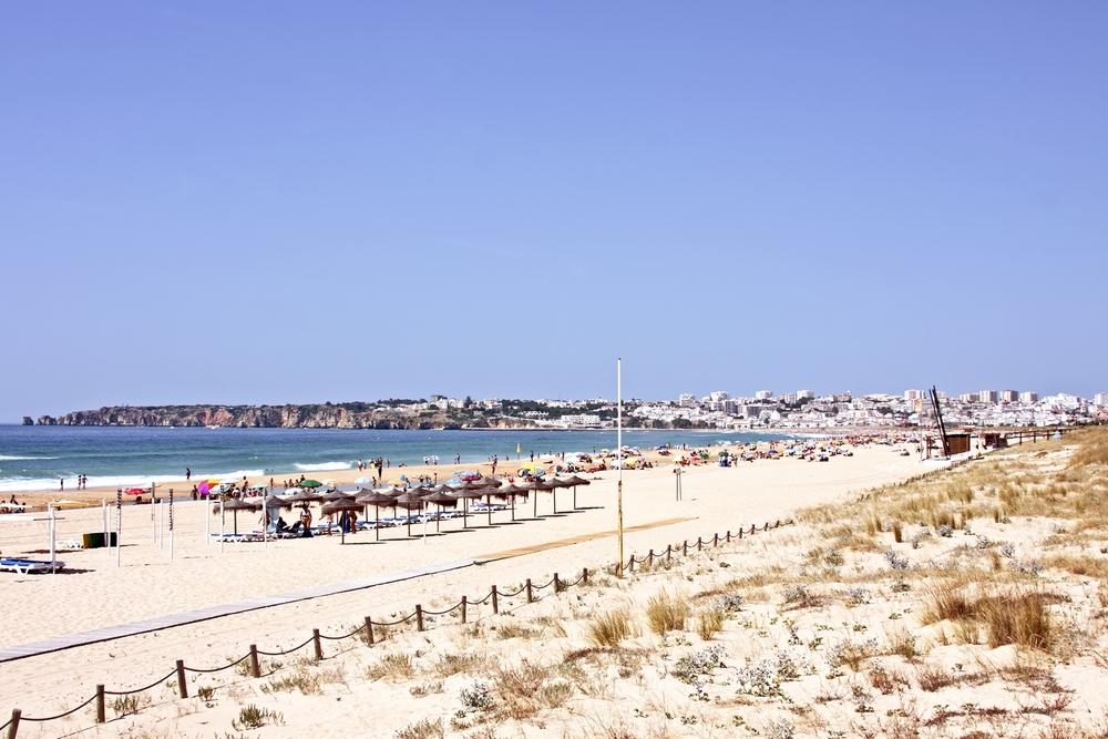 Фото: Пляж Мейа, Лагуш