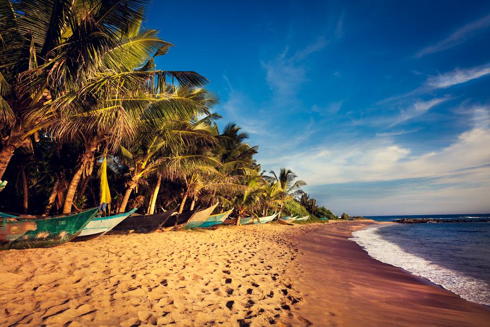 Фото: Пляж Мирисса
