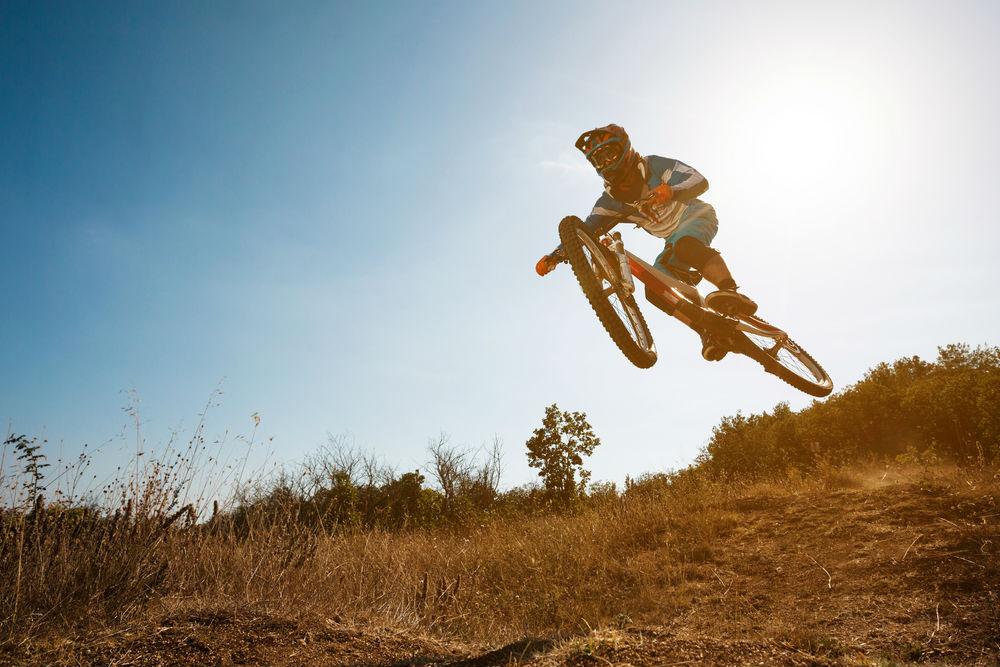Фото: Горный велосипед