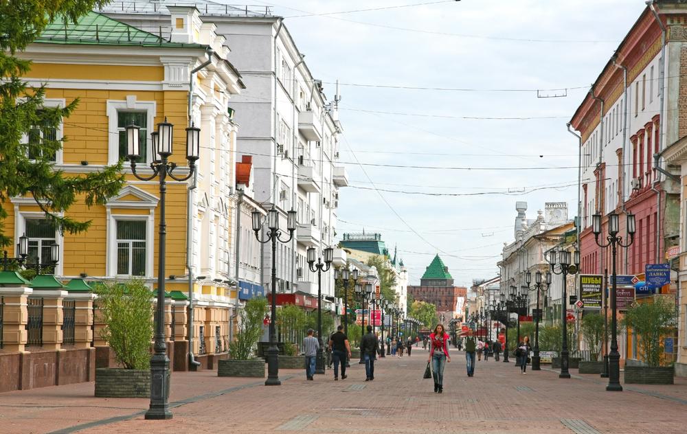 Photo: Bolshaya Pokrovskaya Street