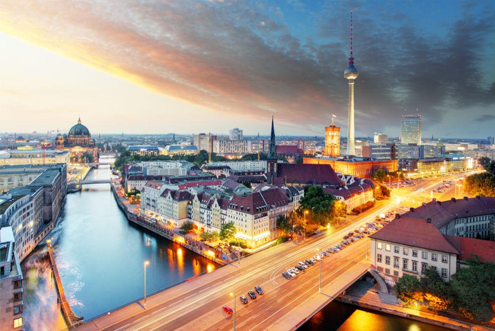 Фото: Летние распродажи в Германии