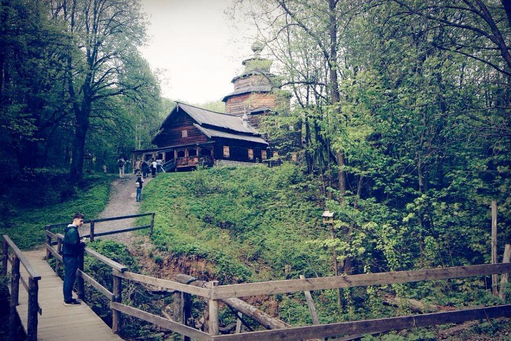 Photo: Shchelkovsky farm