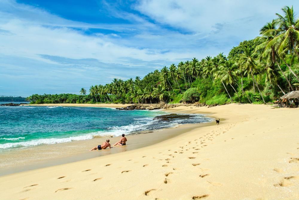 Фото: Пляж Тангалле