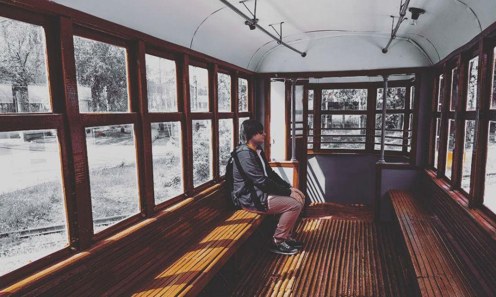 Photo: Sightseeing tram