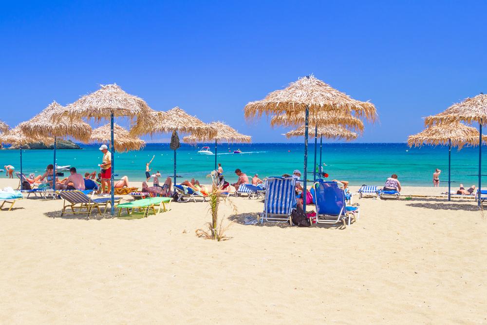 Фото: Пляж Вай, Крит