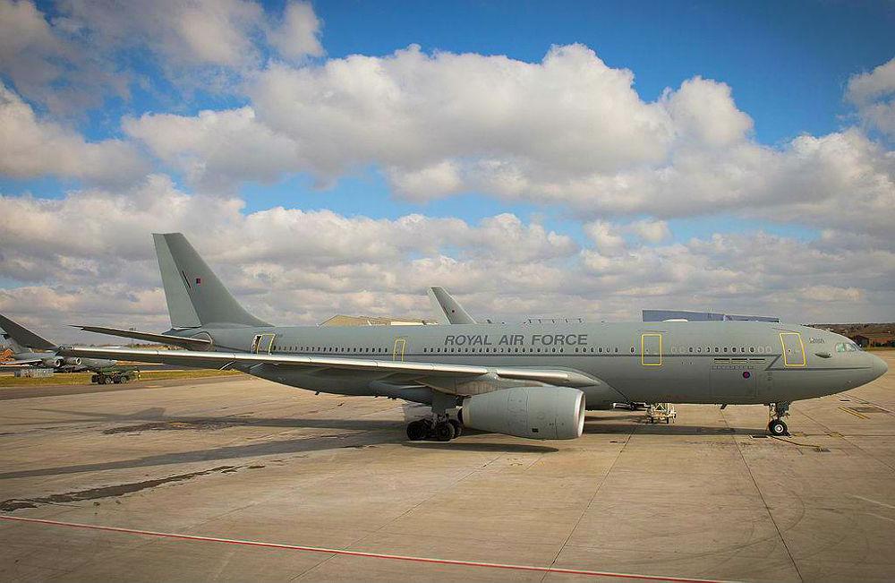 Фото: Airbus А330 Voyager