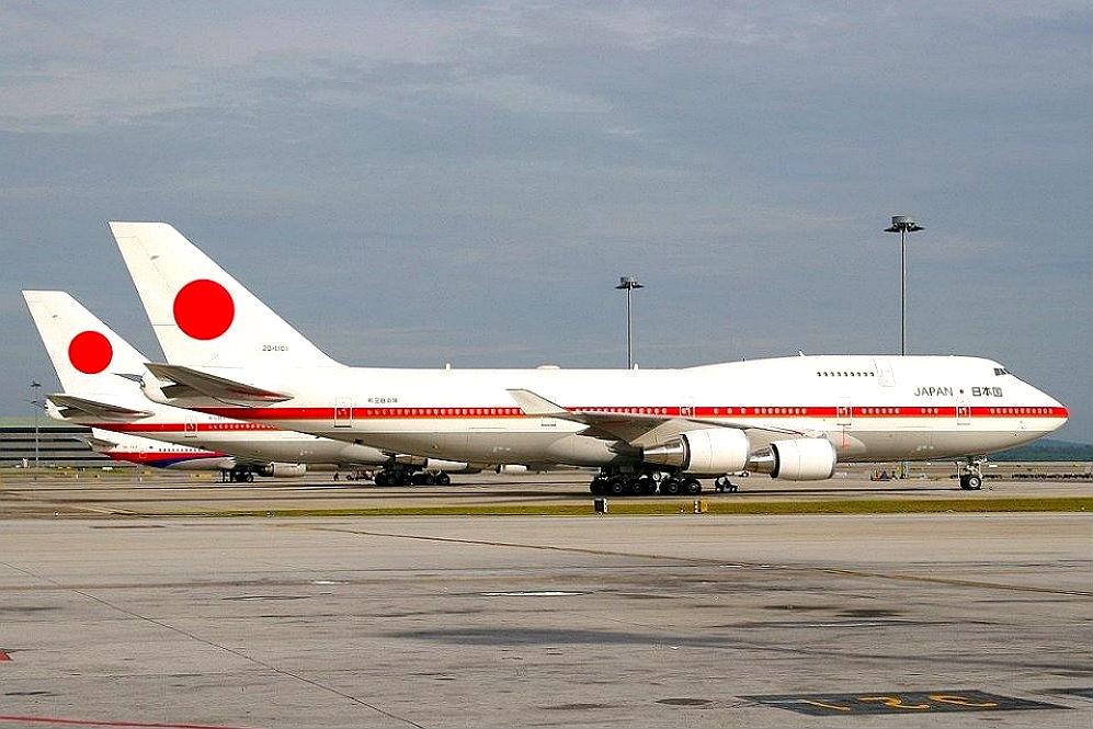 Фото: Boeing 747-400